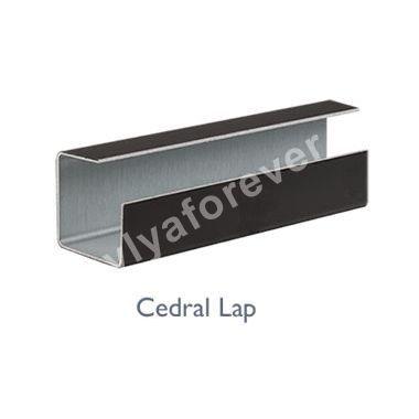 Соединительный профиль для внешних углов Cedral Lap