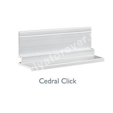 Стартовый профиль для вертикального монтажа Cedral Click