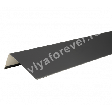 Наличник оконный металлический (полиэстер)