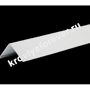 Уголок металлический внешний (полиэстер)