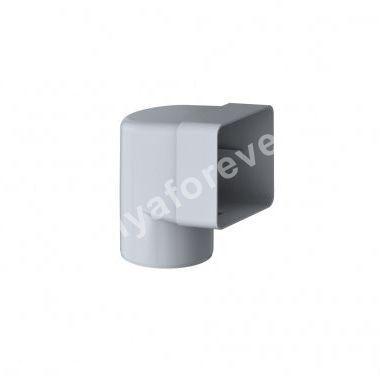 Парапетная воронка для ПВХ-мембран VC-PVC 100x100 Артикул: 01.067