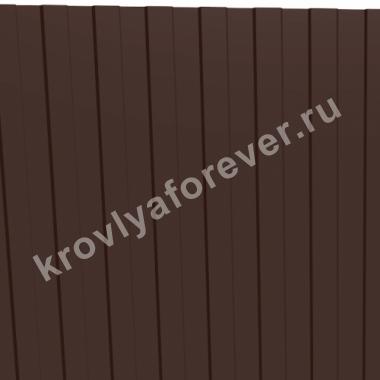 Профнастил МП-10х1100 Полиэстер Двухсторонний 0,45мм