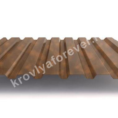 Профнастил МП-35х1035 Granite® CLOUDY 0,5мм