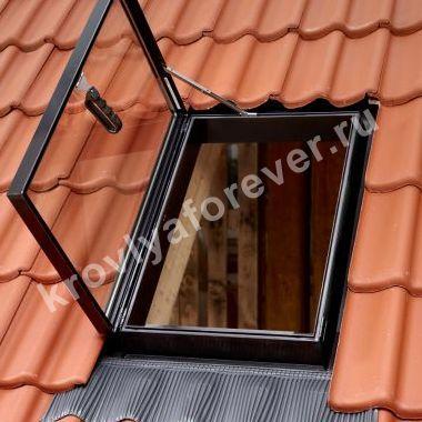 Окно-люк GVT для выхода на крышу