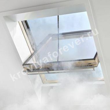 Мансардные окна с функцией дымоудаления