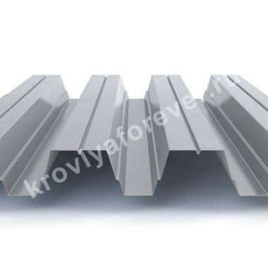 Профнастил H-75х750 Цинк 0,65-1 мм