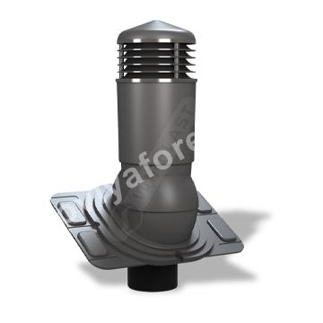 Вентиляционный выход D 125/110 изолированный Wirplast К-92