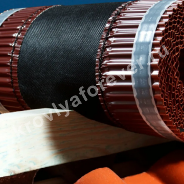 Вентиляционный конек рулон 5000 мм