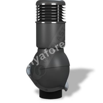 Вентиляционный выход D 150 утепленный Wirplast WiroVent EVO E 30  (К-55)