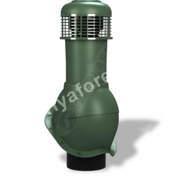 Вентиляционный выход D 150 не утепленный с вентилятором Wirplast-К-65