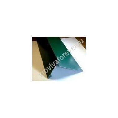 Торцевая планка длина 2 м (фронтонная)
