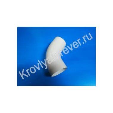 Отвод трубы сливной Металл профиль Престиж