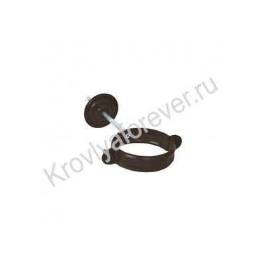 Хомут трубы в сборе металлический Аквасистем 150/100 и 125/90