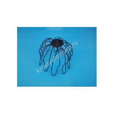 Паук сетка в воронку металлическая Аквасистем 150/100 и 125/90