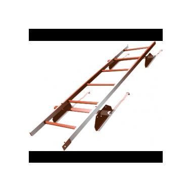 Кровельная лестница для натуральной черепицы PREMIUM