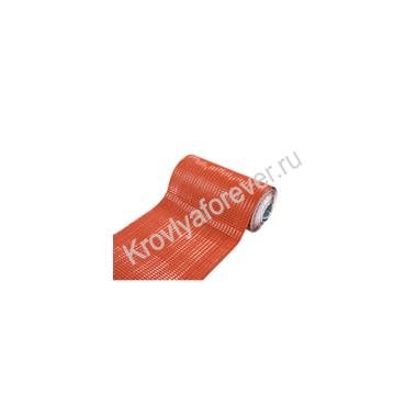 Гофрированная лента для примыканий f-2, алюминий