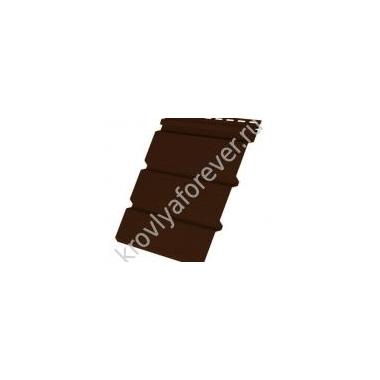 Софит коричневый 3.0х0.232м/ 350руб./шт.