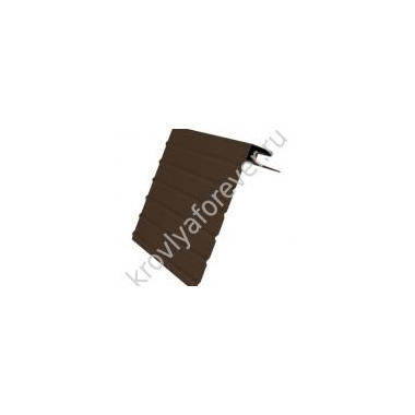 J-фаска коричневая 3м 450 руб./шт.