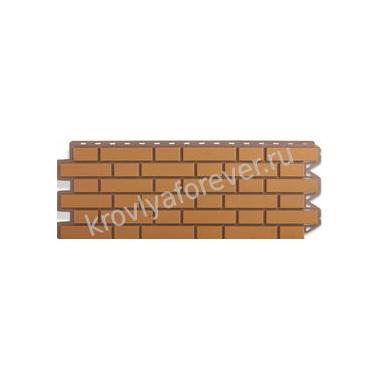 Фасадные панели Альта профиль. Клинкерный кирпич
