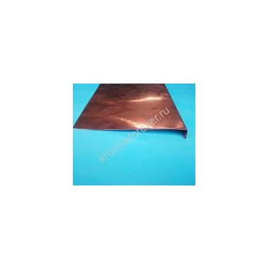 Ветровая планка (L-профиль) Длина: 2 метра