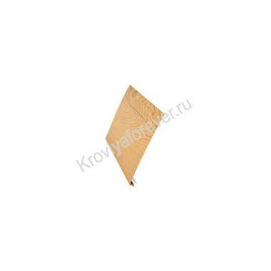 Лобовая доска комбинированная (G-фаска) ECOSTEEL