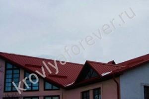 Уголковые снегозадержатели для крыши