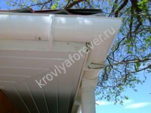 водостоки для крыши пластиковые