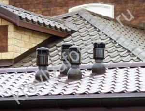 Вентиляция крыши Wirplast