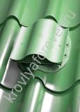 Аэратор кровельный Зеленый      RAL 6020